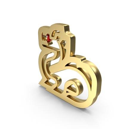 Icono del Logo dragón