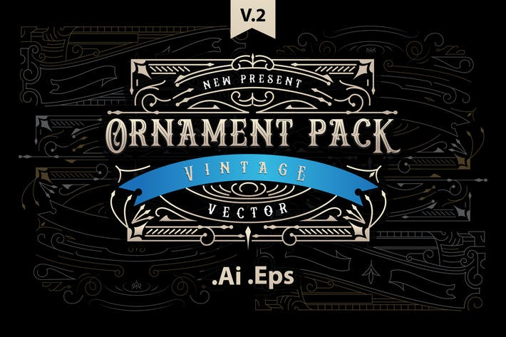 Ornament Pack 2