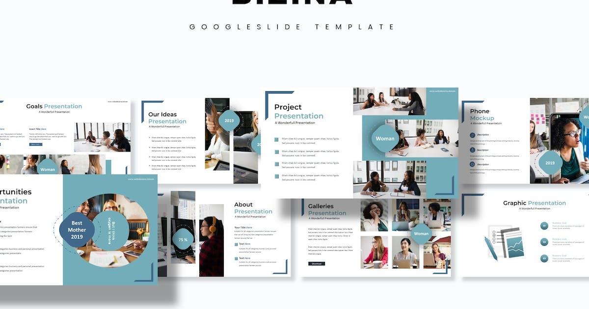 Download Bizina - Google Slides Template by aqrstudio