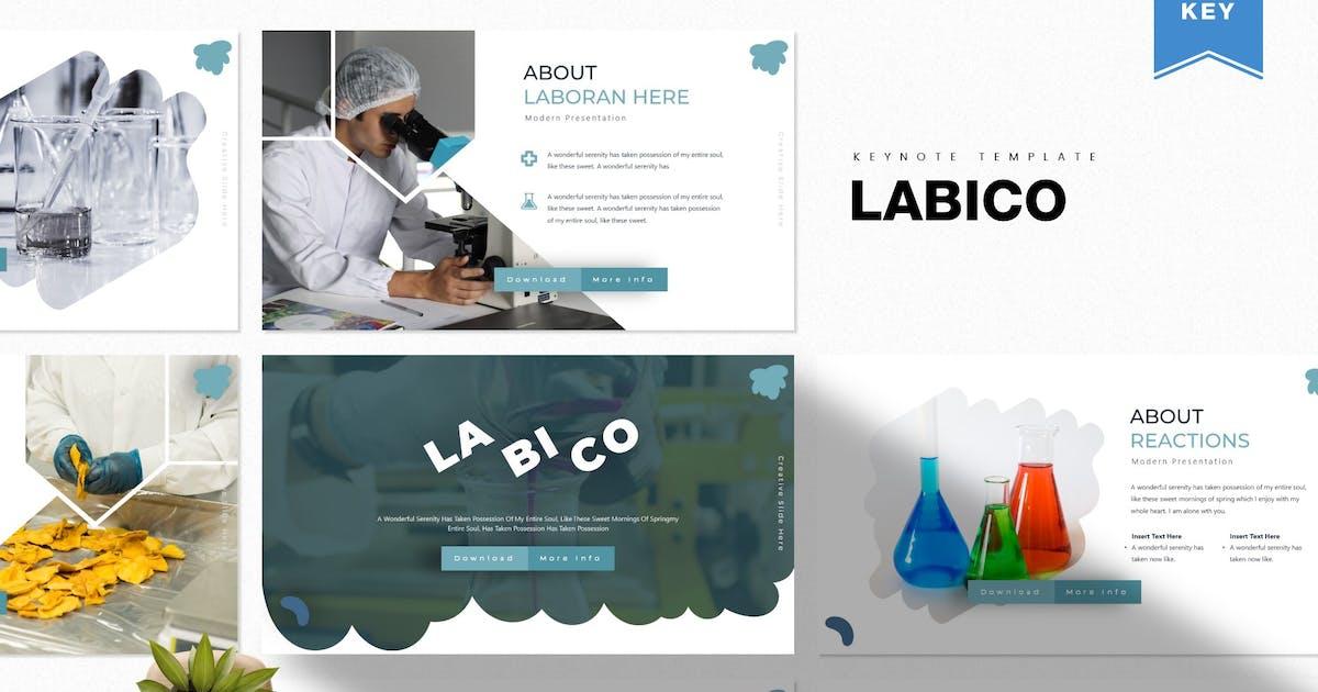 Download LA BI CO | Keynote Template by Vunira