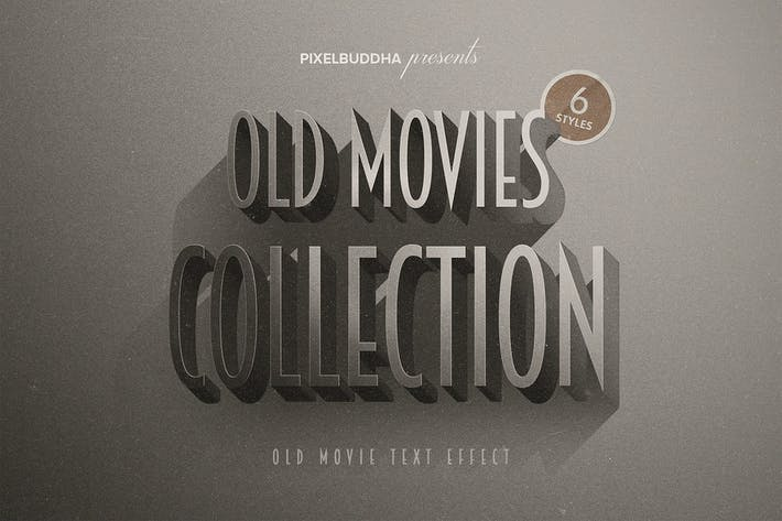 Cover Image For Old Movie Titles Collection