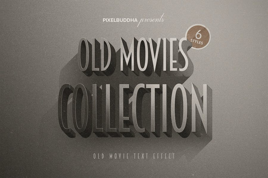 Old Movie Titles Collection