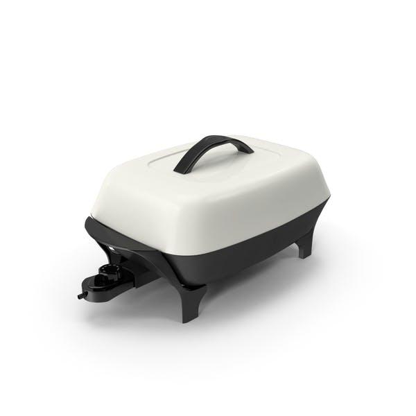 Ceramic Electric Skillet
