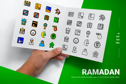 Ramadan - Icons