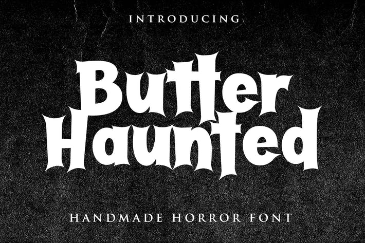 Thumbnail for Butter Haunted