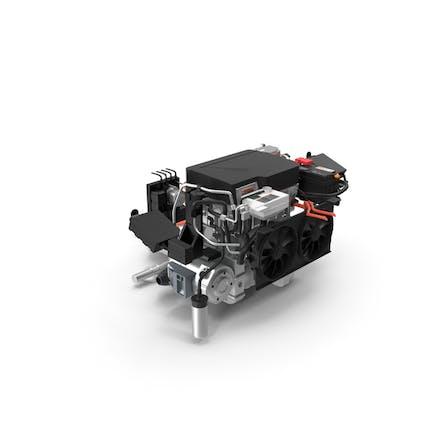Elektroauto-Motor