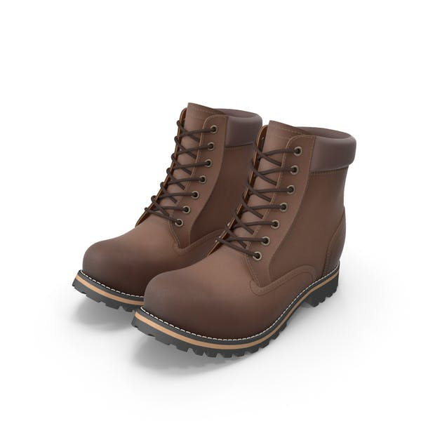 Rugged 6-Inch Boots