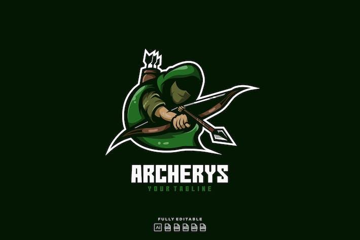 Thumbnail for Archer Arrow Logo