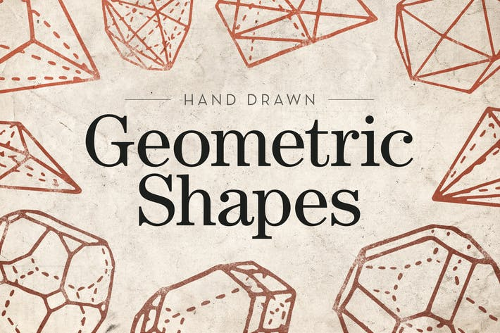 Thumbnail for Hand Drawn Geometric Shapes