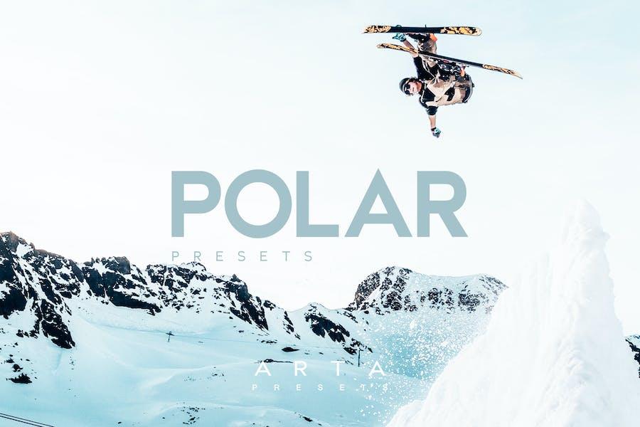 ARTA Preset Polar Pack For Mobile and Desktop