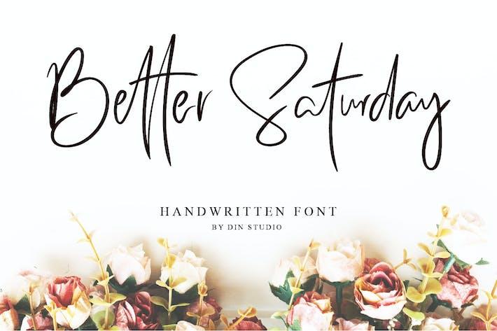Thumbnail for Better Saturday Script
