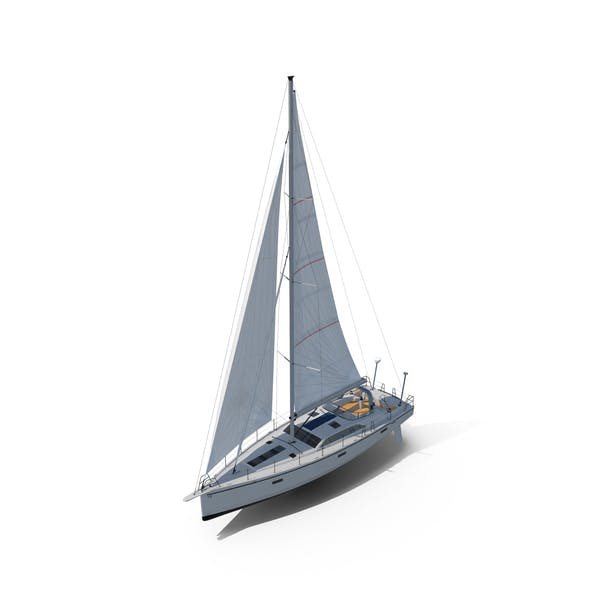 Cover Image for Offshore Sailing Yacht