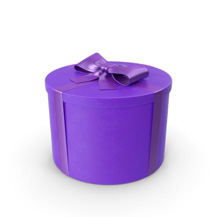 Violett Geschenk