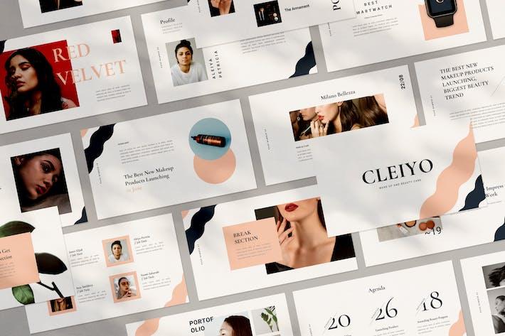 Thumbnail for Cleayo Google Folien