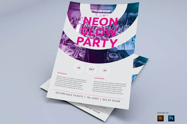 Thumbnail for Party Event - Poster