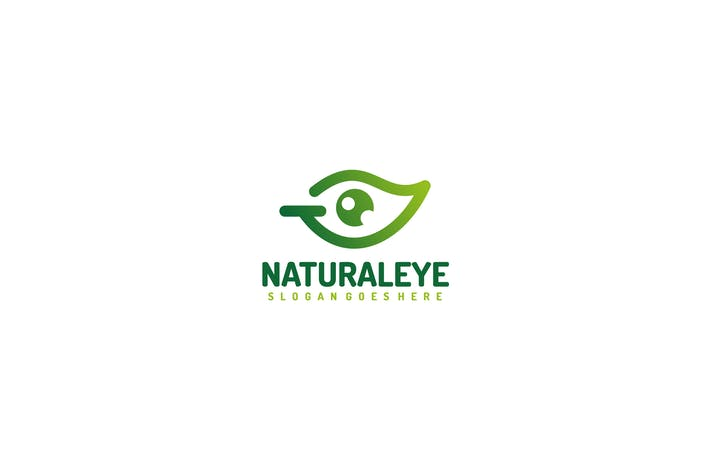 Thumbnail for Leaf Eye Logo
