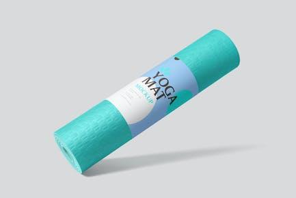 Yoga Mat Mockups