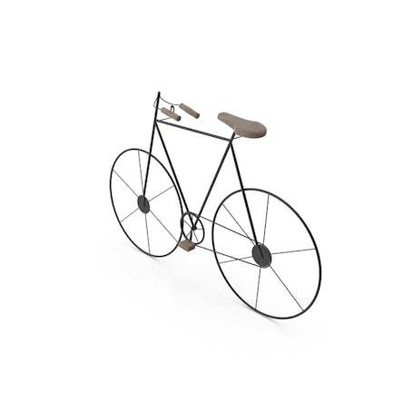 Fahrrad Wandkunst