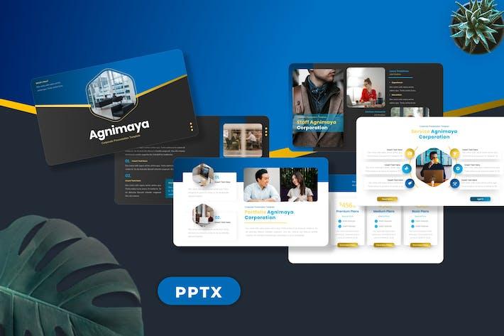 Thumbnail for Agnimaya - Corporate Powerpoint Templates