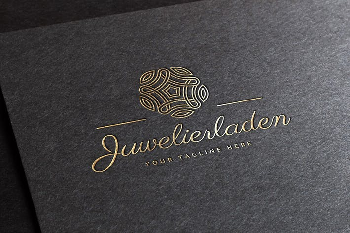 Thumbnail for Juwelierladen Logo Template