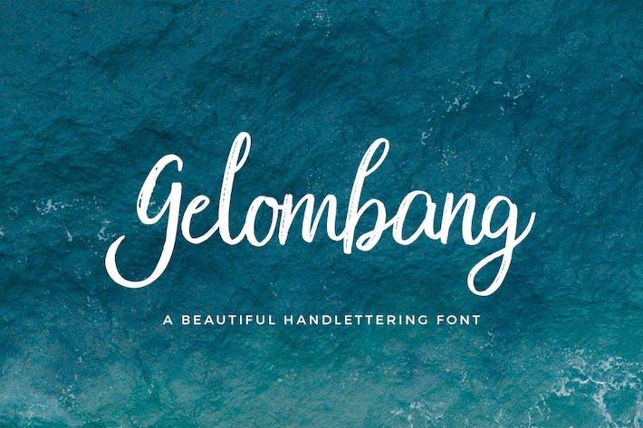 Thumbnail for Gelombang Font