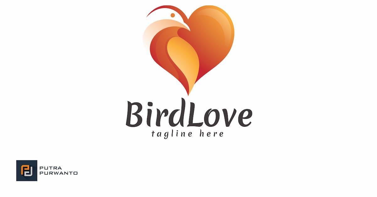 Bird Love - Logo Template by putra_purwanto