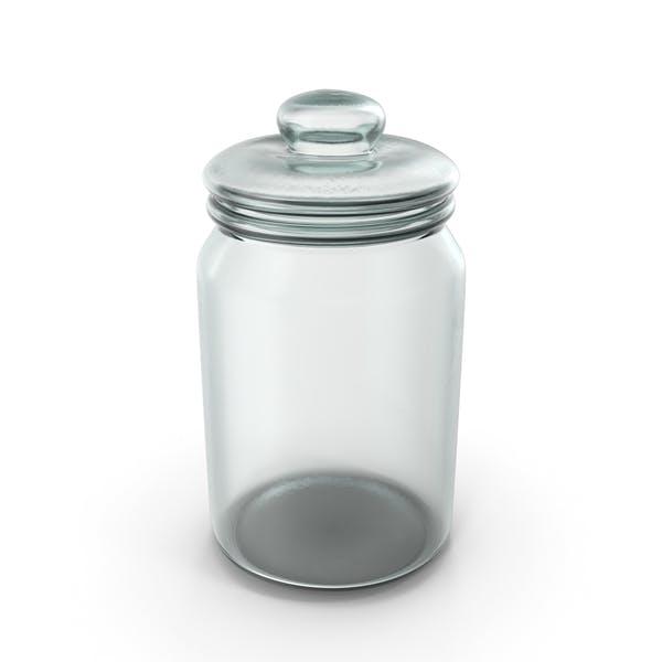 Thumbnail for Glas Rundes Glas geschlossen