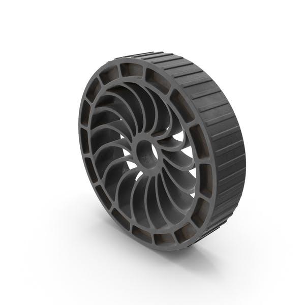 Thumbnail for Robot Wheel