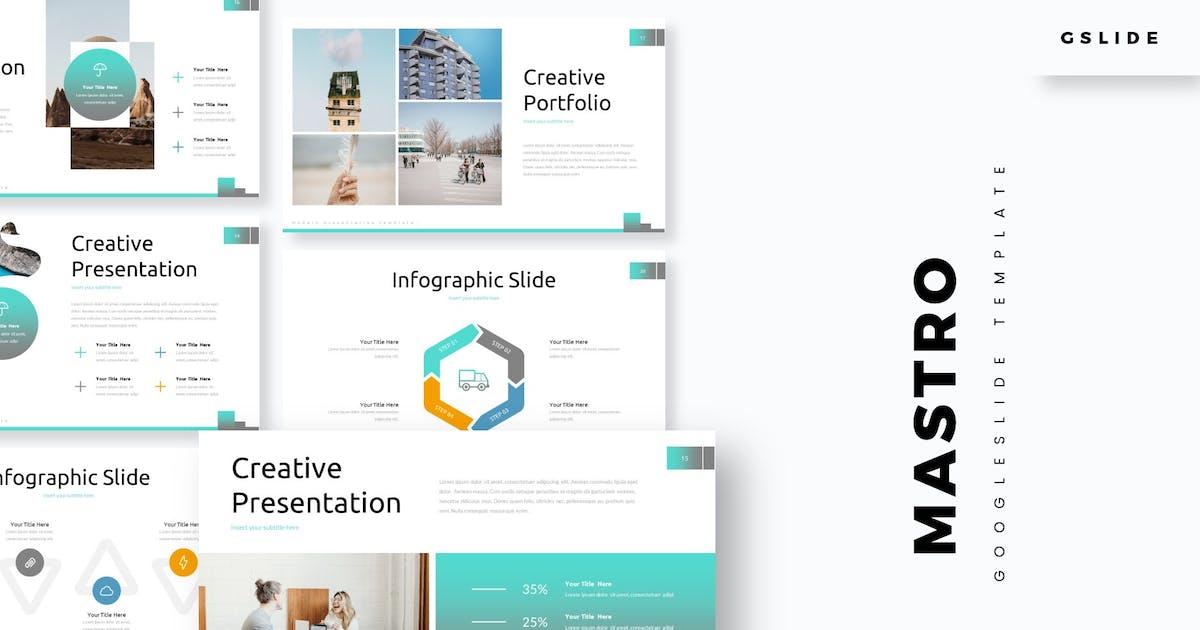 Download Mastro - Google Slide Template by aqrstudio