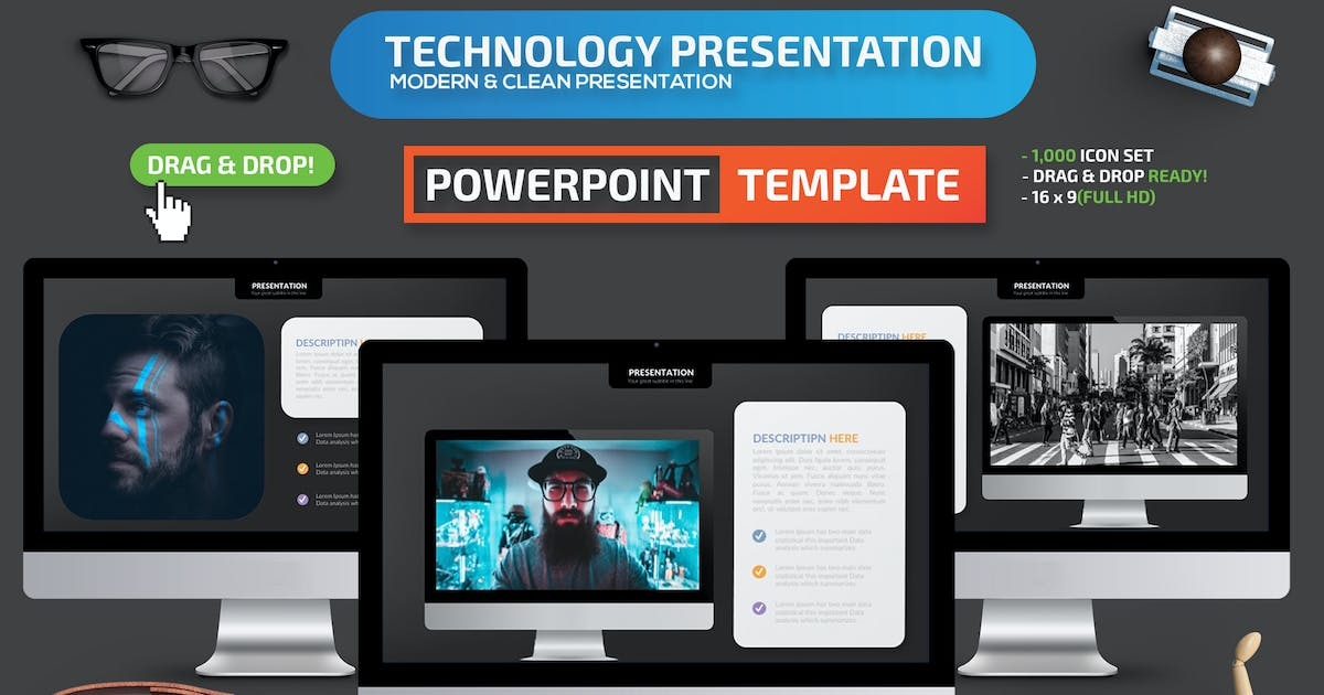 Download Technology Powerpoint Presentation by mamanamsai