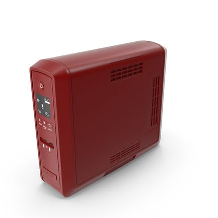 UPS New Red
