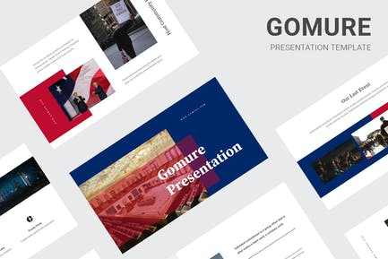 Gomure - Political Candidates Keynote