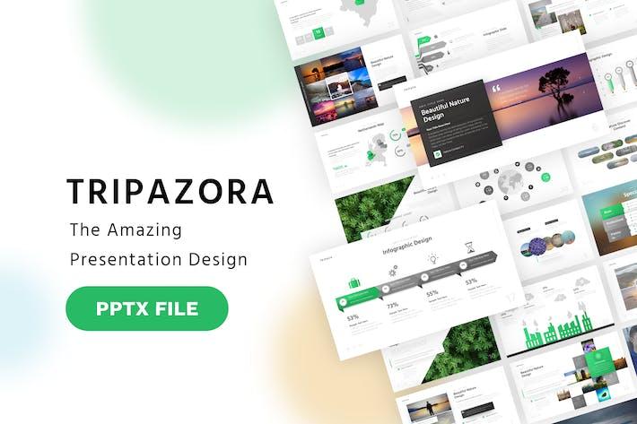 Tripaza Powerpoint Template