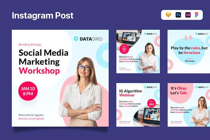Thumbnail for Marketing Instagram