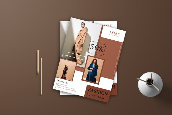Thumbnail for Fashion Flyer 4