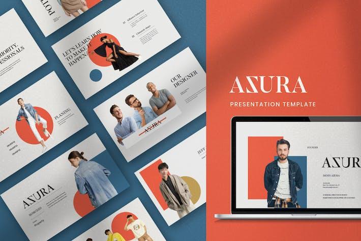 Thumbnail for Azura - Minimal Fashion Keynotes