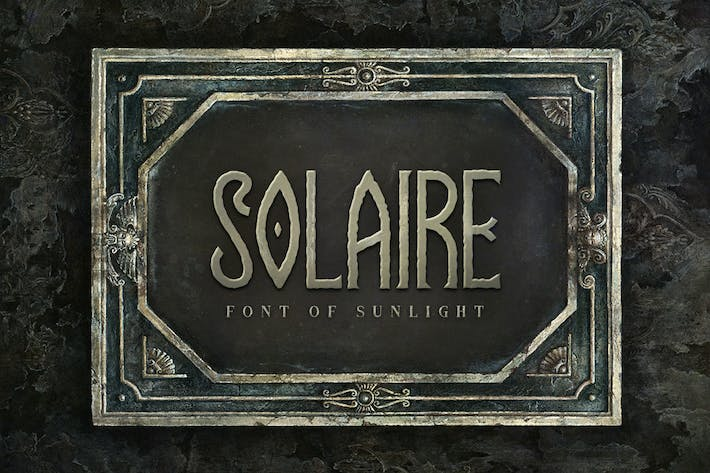 Thumbnail for Solaire áspero