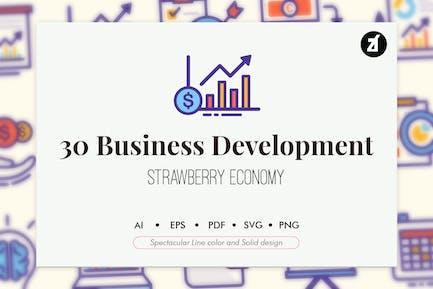30 Business development elements