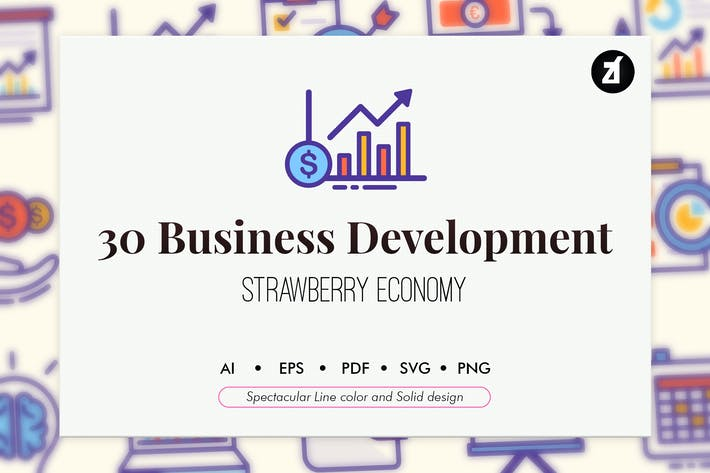 Thumbnail for 30 Business development elements