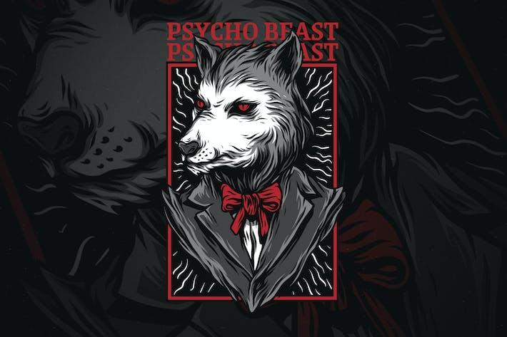 Thumbnail for Bestia psicópata