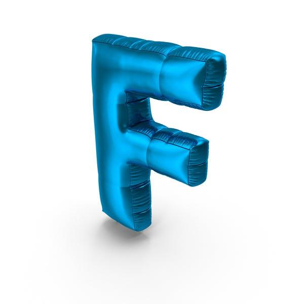 Thumbnail for Foil Balloon Letter F
