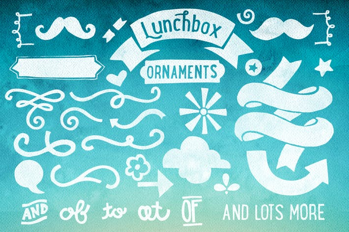 Thumbnail for Lunchbox Ornaments
