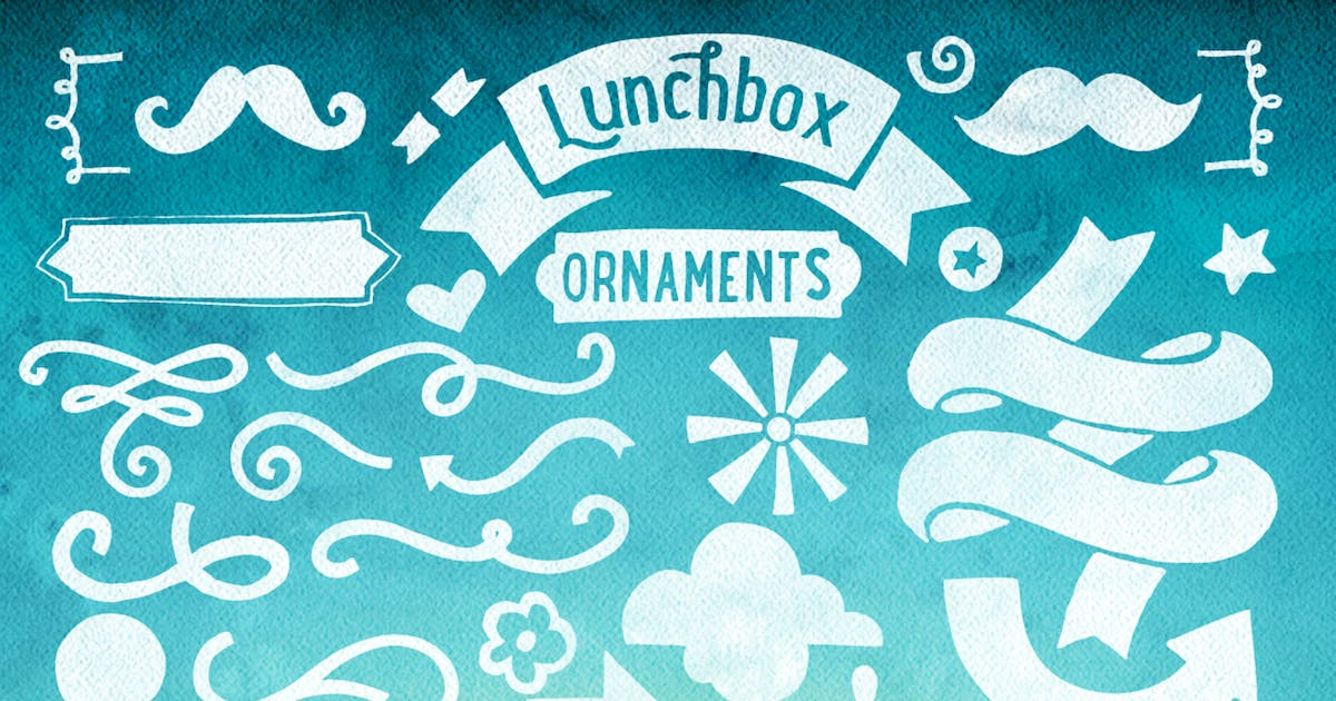 Download Lunchbox Ornaments by kimmydesign