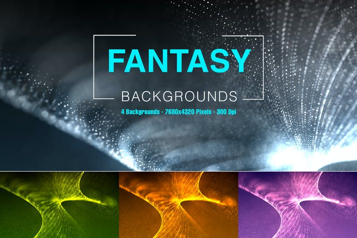 Thumbnail for Fantasy Backgrounds