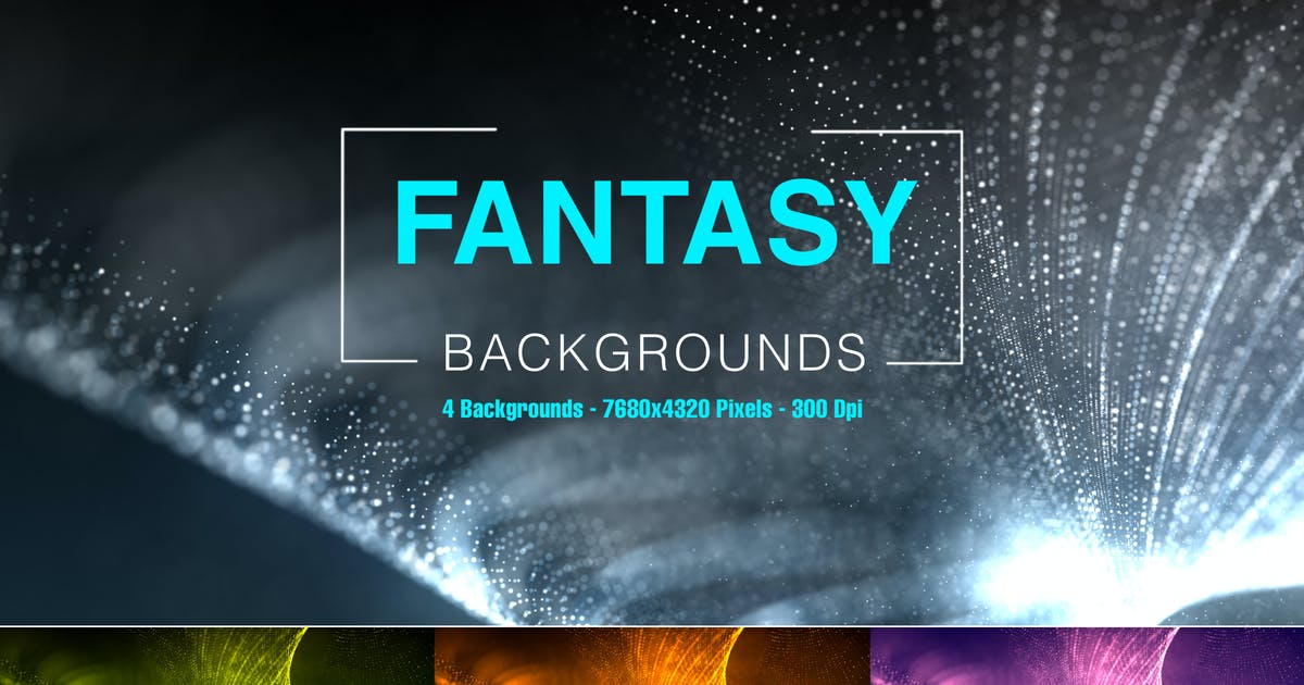 Download Fantasy Backgrounds by Kreativorks