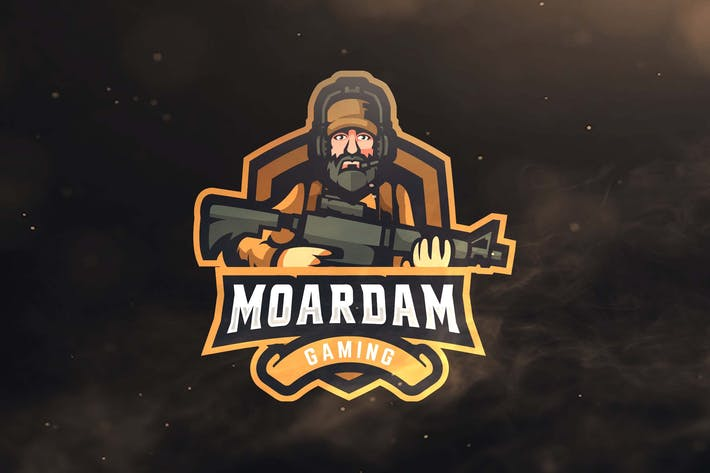 Thumbnail for Army Sport and Esports Logos