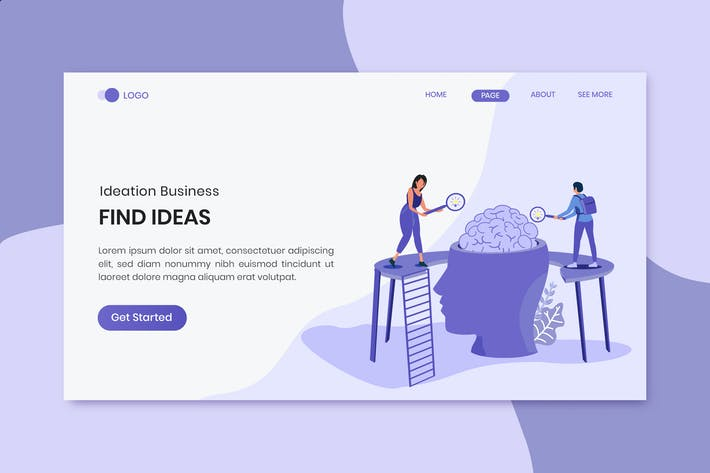 Thumbnail for Find Ideas - Ideation Business Marketing