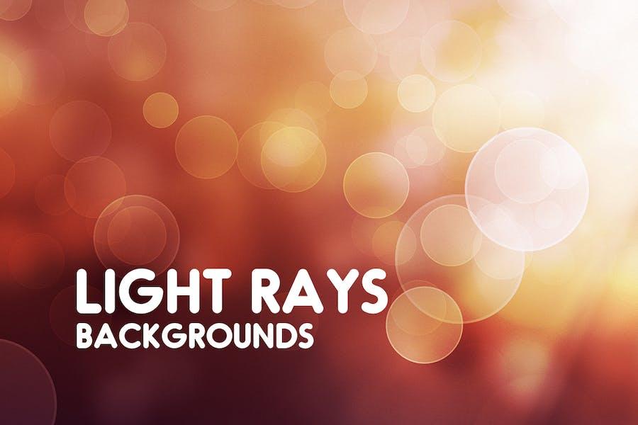 Light Rays Backgrounds