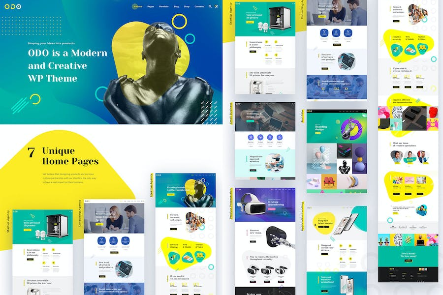 OGO by RB-Themes on Envato Elements