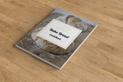 Brot backen — Kochbuch